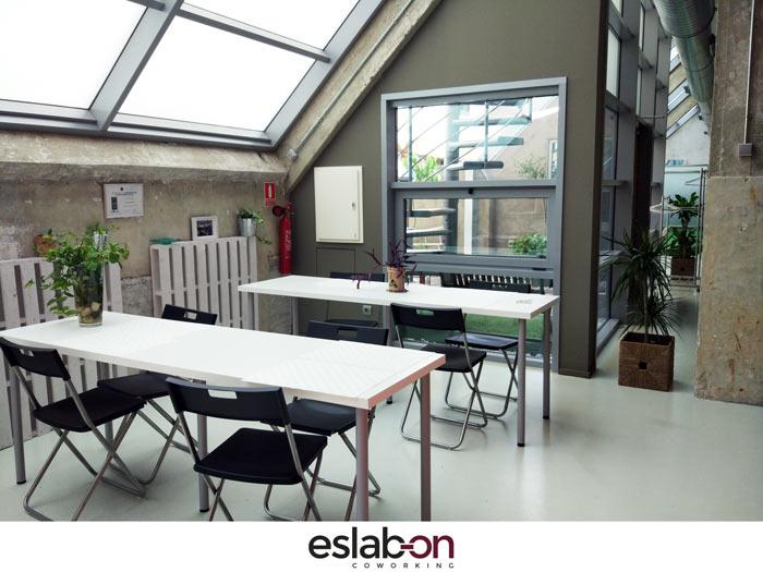 Cocina Eslabon Coworking Madrid